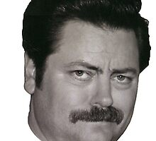 Ron Swanson by TheRonSwanson