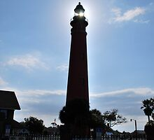 Ponce Inlet Lighthouse by Karl scholl
