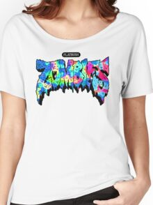 Flatbush ZOMBiES Logo Women's Relaxed Fit T-Shirt