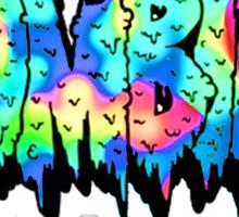 Flatbush ZOMBiES Logo Sticker