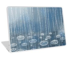 Another rainy day Laptop Skin