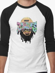 Flatbush ZOMBiES Logo x JUICE Men's Baseball ¾ T-Shirt