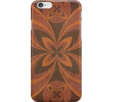 My Heart Is a Blue Ridge Mountain iPhone Case/Skin