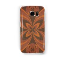 My Heart Is a Blue Ridge Mountain Samsung Galaxy Case/Skin