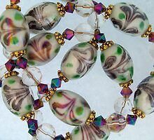 Swirly Beads by Erica Long