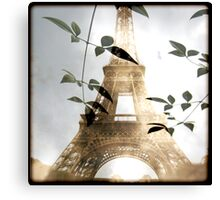 PARIS 1 Canvas Print