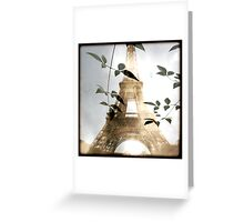 PARIS 1 Greeting Card