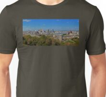 Cincinnati & Northern Kentucky Skyline Unisex T-Shirt