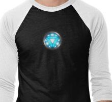 Tin Heart  Men's Baseball ¾ T-Shirt