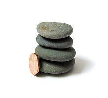 Zen Stone Stack by JantraK