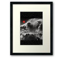 Dreaming In Japanese 4 Framed Print