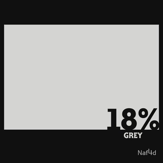 TShirtGifter presents: 18% Grey Test Tee