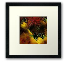 Emotion -  Abstract/ ART +22 Product Design Framed Print