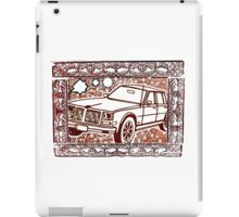 OLD MOBILE iPad Case/Skin
