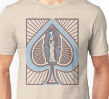 Our Lady of Spades Unisex T-Shirt