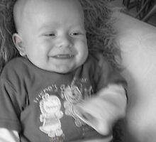 Giggling Riley by dark-angel