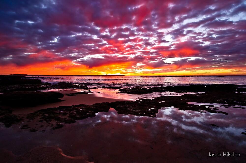 Fire in the Sky by Jason Hilsdon