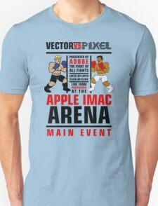 Vector vs Pixel T-Shirt