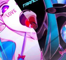 ME!ME!ME! Love or Trance Sticker