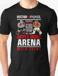 Vector vs Pixel (Reversed) T-Shirt