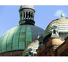 QVB domes Photographic Print