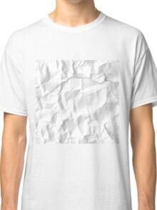 Crunchy Paper Throw Classic T-Shirt