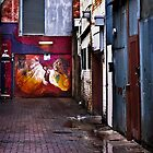 Alley Art by amko
