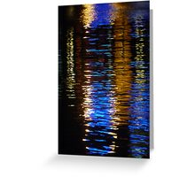 Moods of the Yarra Greeting Card