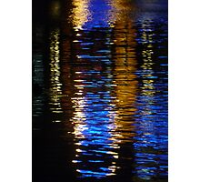 Moods of the Yarra Photographic Print