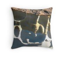 Natural sculpture 3 Throw Pillow