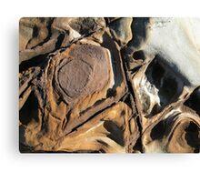 Natural sculpture 4 Canvas Print
