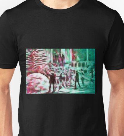 Montreal vintage fantasy picture Unisex T-Shirt