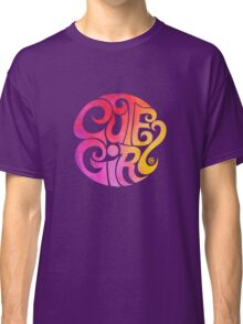 Cute Girl Classic T-Shirt