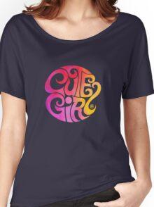 Cute Girl Women's Relaxed Fit T-Shirt