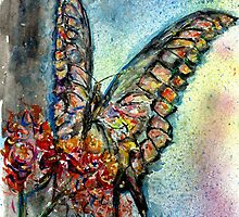 Butterfly by PoetryArt