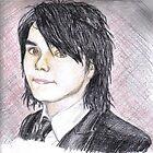 Gerard way, Spike awards. by XXVenganzaXX