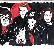 My Chemical Romance by XXVenganzaXX