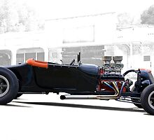 1927 Ford 'Hot Rod' Roadster by DaveKoontz