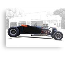 1927 Ford 'Hot Rod' Roadster Metal Print
