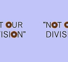 """Not our division."" - G. Lestrade by Susanna Olmi"