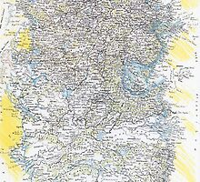The Kingdom Of Id ( The Map Of My Soul ) by John Dicandia  ( JinnDoW )