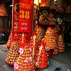 Wedding Party Gift Shop - Hanoi, North Vietnam by Bev Pascoe