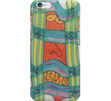 Perplexed iPhone Case/Skin