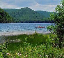 The Kayak by Lois  Bryan