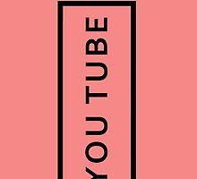 Black YOUTUBE (TRXYE insp) by Susanna Olmi