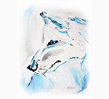 Arctic Wolf - Animal Art by Valentina Miletic Unisex T-Shirt