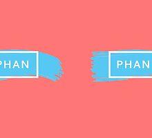 PHAN - TRXYE insp. (blue&white) by Susanna Olmi