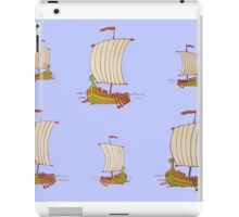Sailor Boats iPad Case/Skin