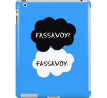 Fassavoy - TFIOS iPad Case/Skin