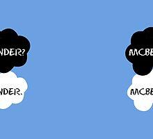 McBender - TFIOS by Susanna Olmi